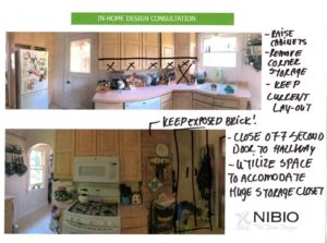 In-Home Design Consultation Kitchen