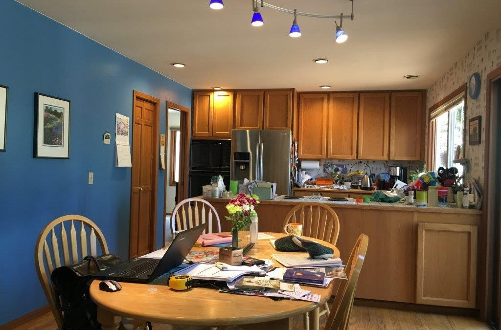 ON THE BOARDS: KITCHEN/HOME REMODEL